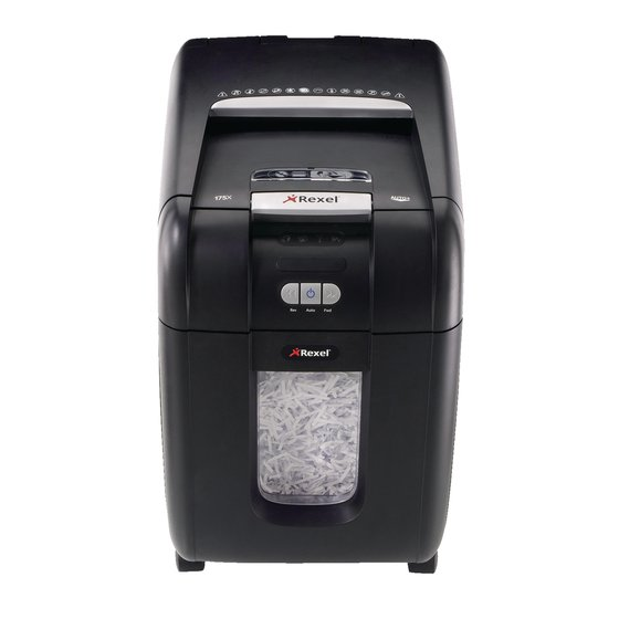Auto+ 200X Cross Cut Shredder