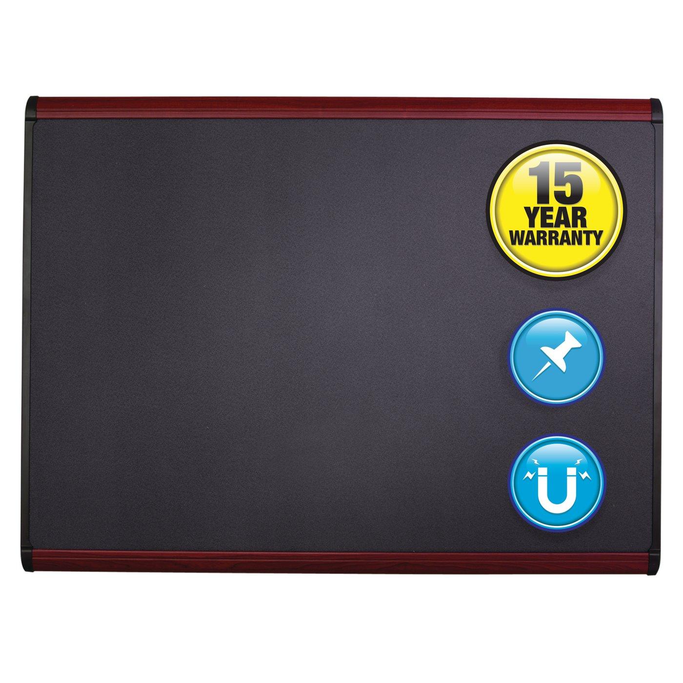 Quartet - Boards - Bulletin Boards - Magnetic Fabric Bulletin Boards ...