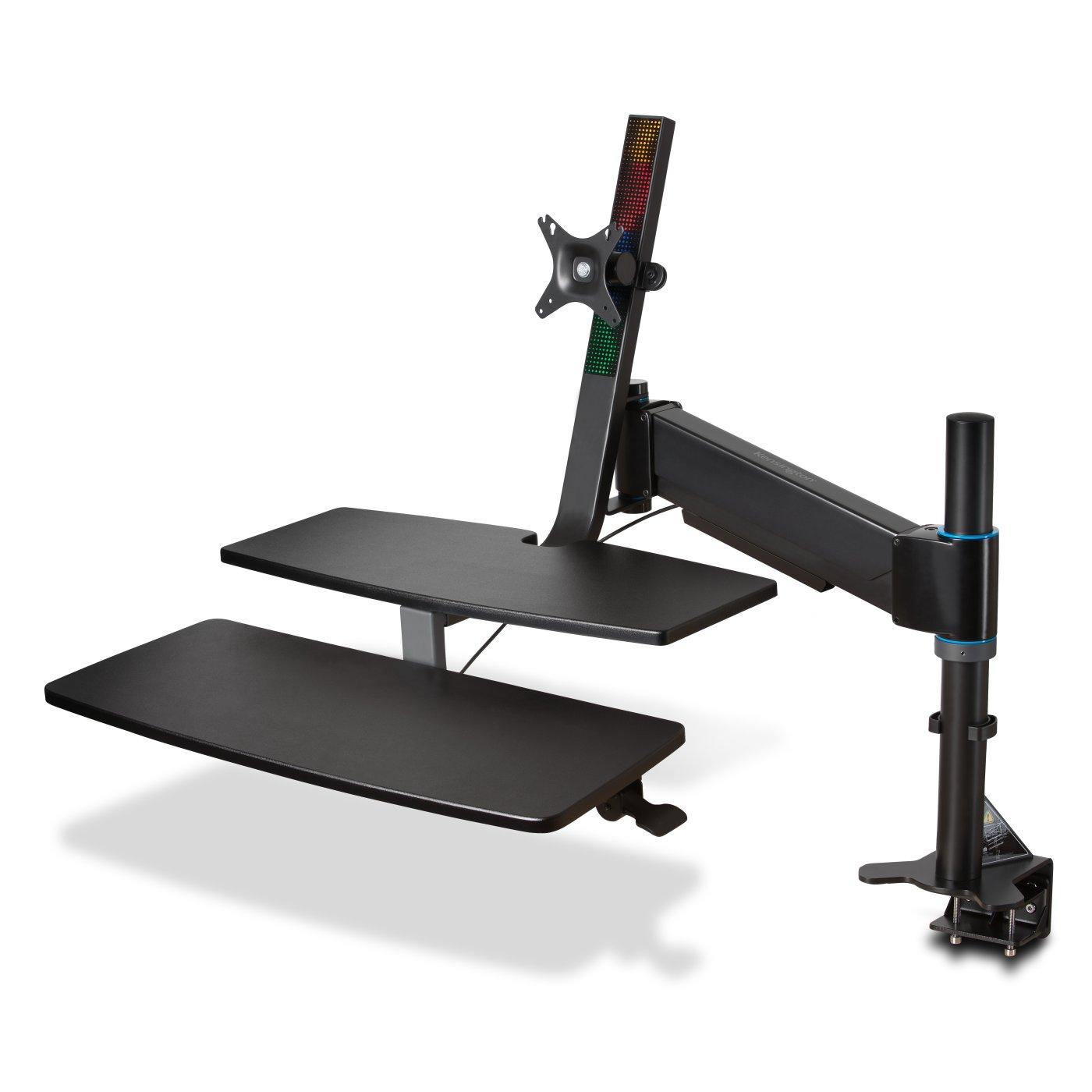 Kensington products ergonomics standing desk solutions smartfit sit stand workstation