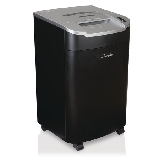 Swingline® LX20-30 Super Cross-Cut Jam Free Shredder, 20 Sheets, 20+ Users