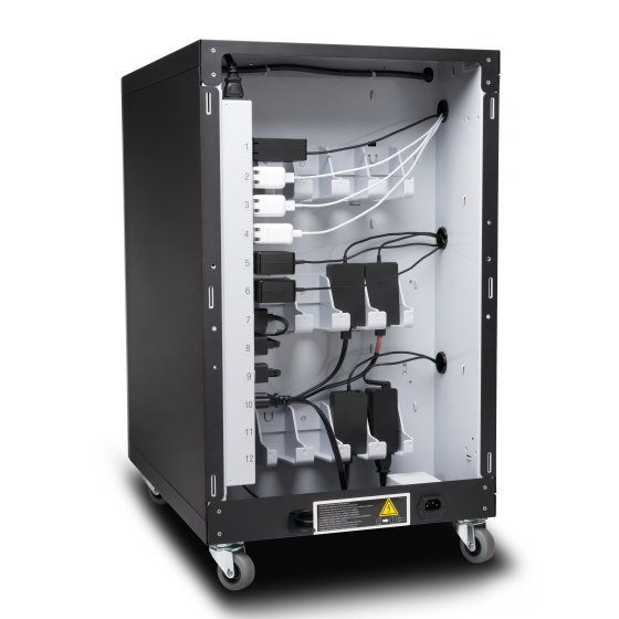 Kensington - Products - Security - Device Charge & Sync Cabinets ...