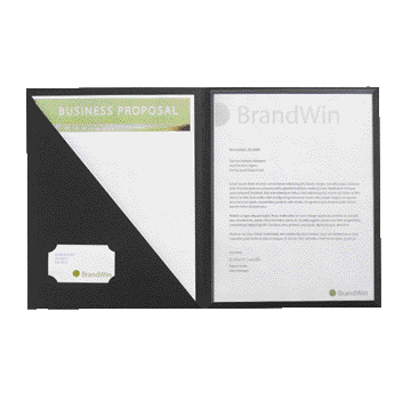 Portfolio Cover Letter: Presentation Report Covers