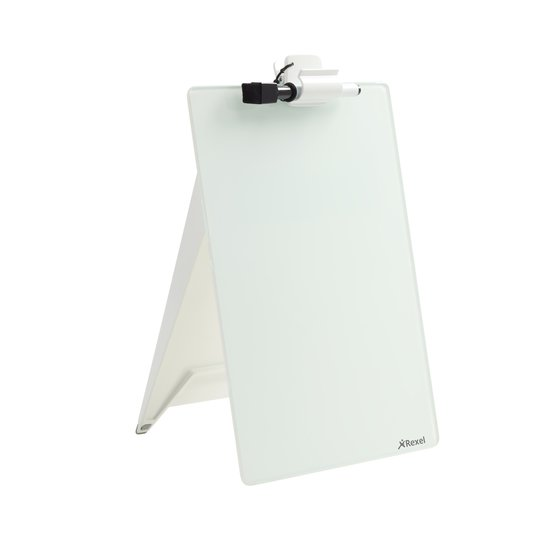 Nobo Diamond Glass Desktop Easel
