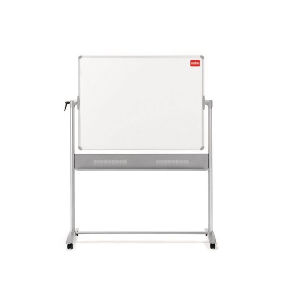 Basic melamine mobiele whiteboards