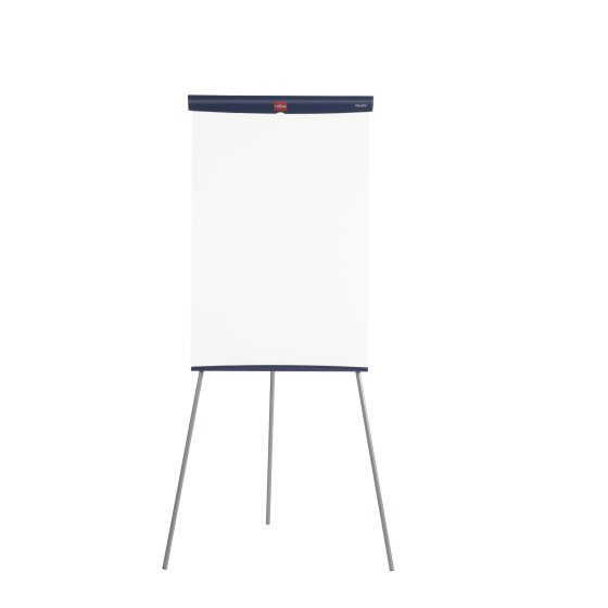 Basic Steel Tripod Magnetic Flipchart Easel (Retail Pack)