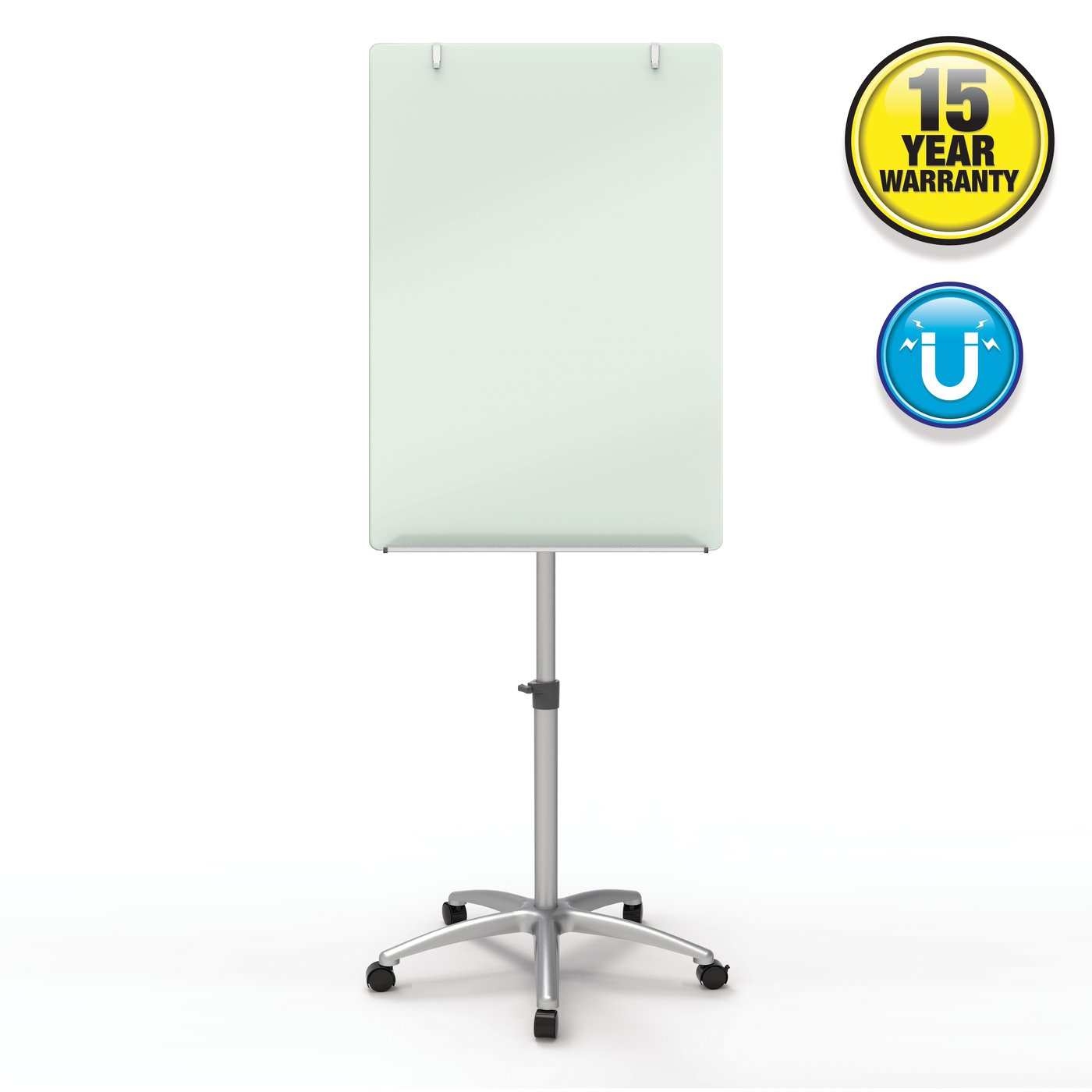 quartet infinity glass dryerase board portable easels