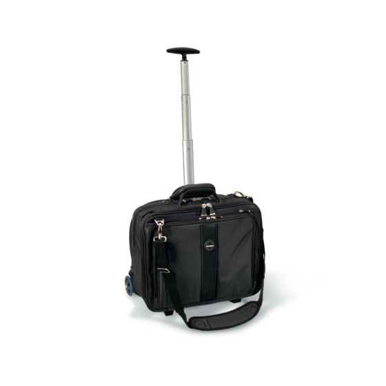 Contour™ 17'' -Laptoptrolley - schwarz
