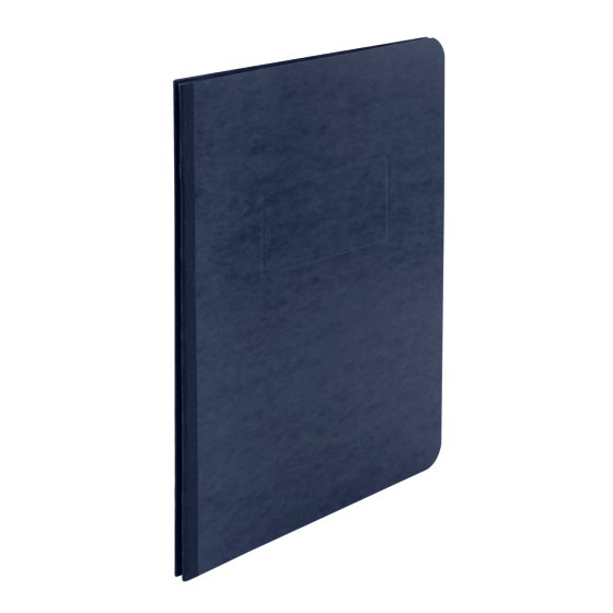 ACCO® Antimicrobial Pressboard Report Covers, Letter Size,  Dark Blue