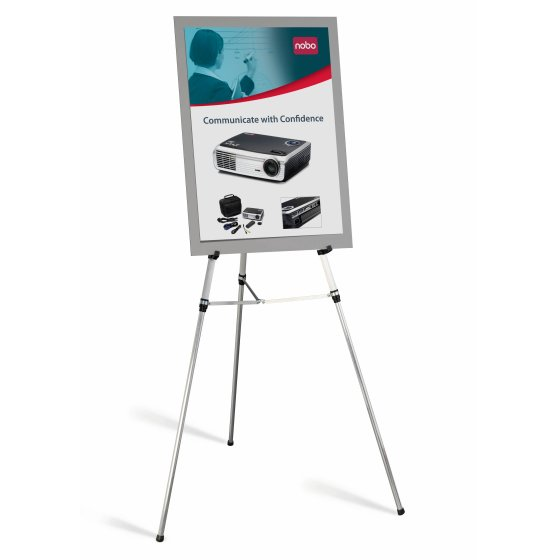 Telescopic Display Easel