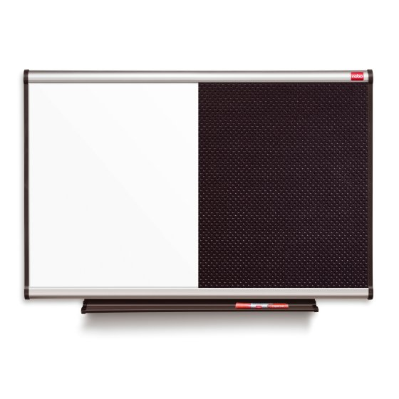 Nobo Prestige Steel Foam Combination Noticeboard 1200x900