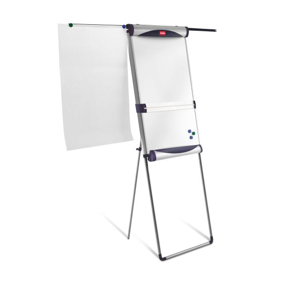 Classic Steel Foot Bar Magnetic Easel with Extending Arms (Retail Packed)