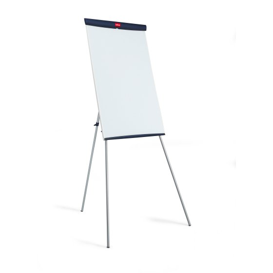 Nautile Flipchart Easel - Non-Magnetic Retail Pack
