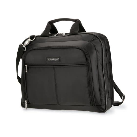 "Simply Portable SP40 Classic Laptop Case - 15.6""/39.6cm - Black"