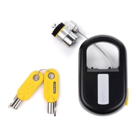 MicroSaver® Retractable Laptop Lock