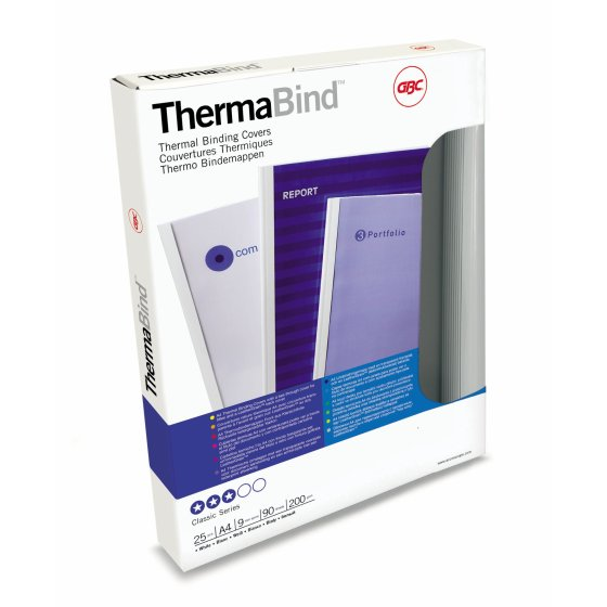 Standard Thermal Binding Covers