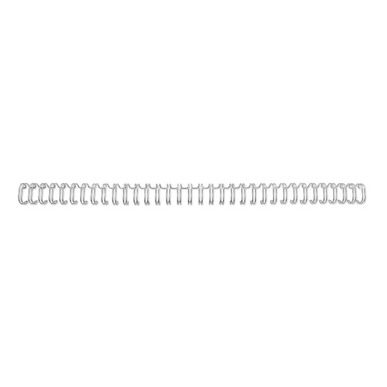 WireBind Binding Wires 2:1 No10 A4 Silver (200)
