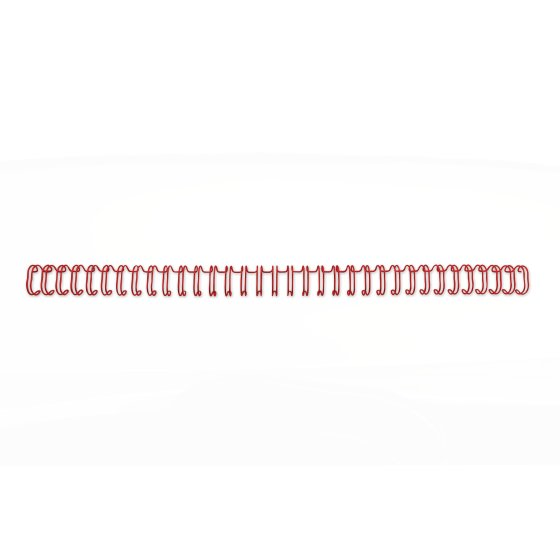 WireBind Binding Wires 3:1 No9 A4 Red (250)