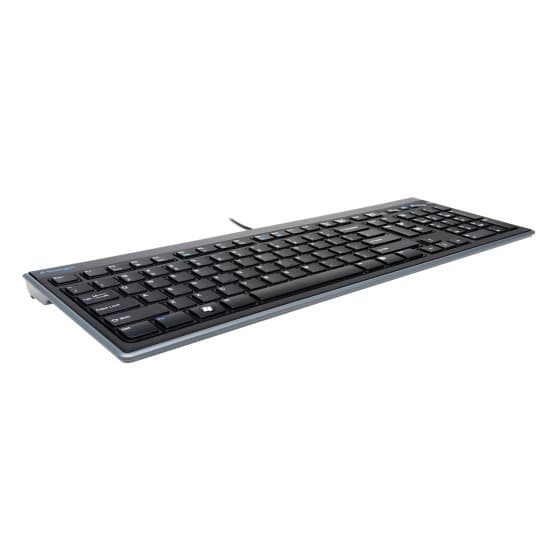 Advance Fit™ Full-Size Slim-Tastatur