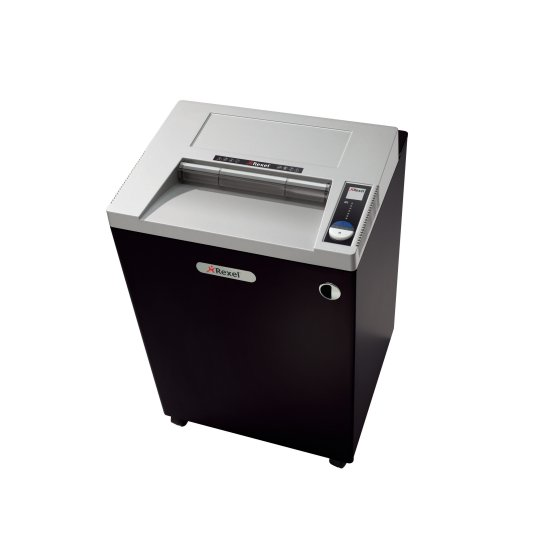 RLWX25 Wide Entry Cross Cut Shredder