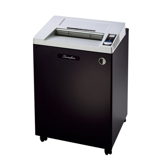 Swingline® TAA Compliant CM11-44 Micro-Cut Commercial Shredder, Jam-Stopper®, 11 Sheets, 20+ Users