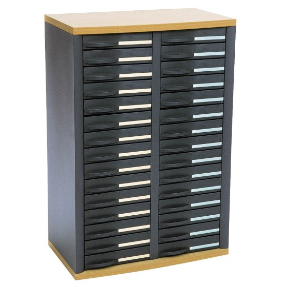 Stratis™ Cabinets 30 Drawers
