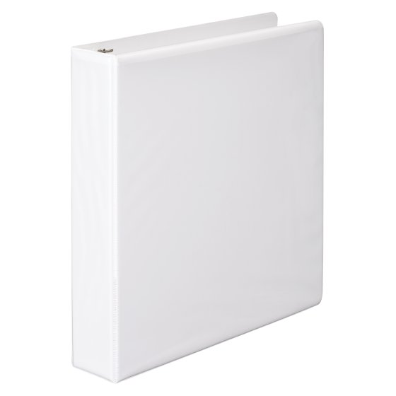 Wilson Jones® 386 Basic D-Ring View Binders, 1 1/2""