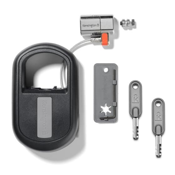 ClickSafe® Retractable Keyed Laptop Lock